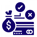 bad credit business loan icon